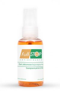 FULL STOP_Gel Jabonoso