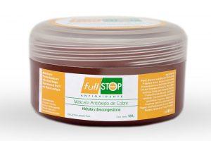 FULL STOP_Mascara de cobre antioxido
