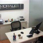 Electromedicina morales Showroom
