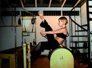 Pilates músculos relajados