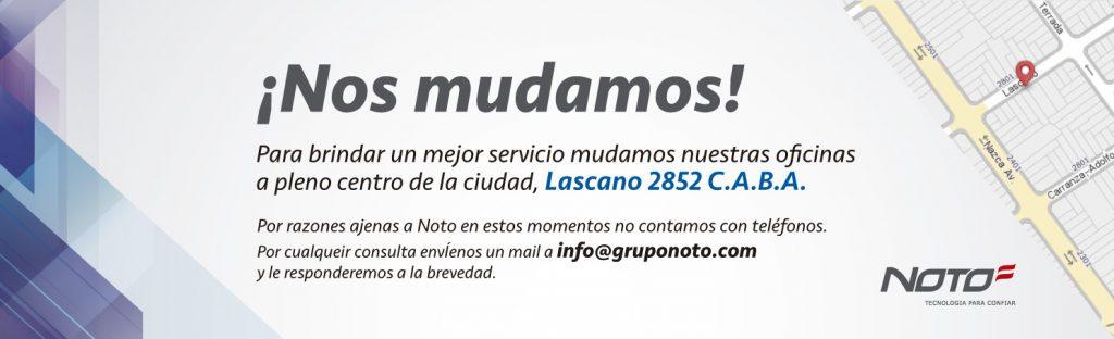 Nueva dirección Noto Group
