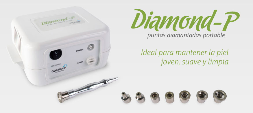 Diamond-P - Microdermoabrasión
