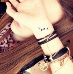 mini tatuaje