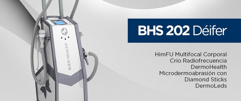 BHS202 DEIFIER - Himfu - Crio Radiofrecuencia